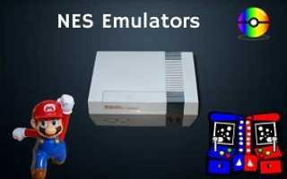 Nes emulator — эмулятор денди на андроиде
