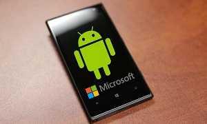 Прошиваем windows phone андроидом